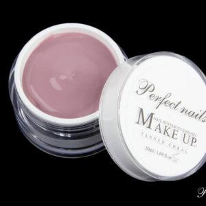 "Maskējošais gēls ""Perfect Cream Make Up Tanned Coral"" 042 | 50ml"