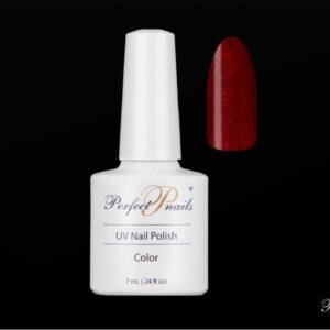 "UV/LED gēla laka ""Red Glitter Bright"" | 7ml"