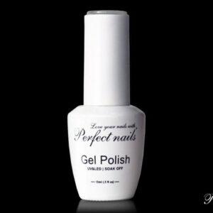 "UV/LED Gēla lakas virskārta ""Perfect Matte Top Coat"" | 15 ml"