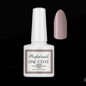 "UV/LED viena slāņa gēla laka ""One Coat"" 