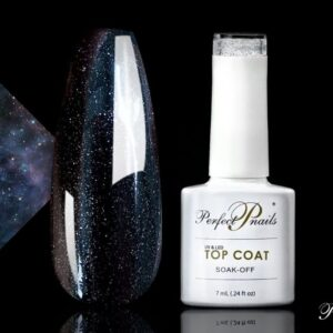 "UV/LED Gēla lakas virskārta ""SPACE TOP COAT"" | 7 ml"