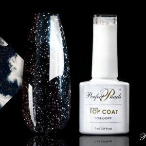 "UV/LED Gēla lakas virskārta ""STAR TOP COAT"" | 7 ml"